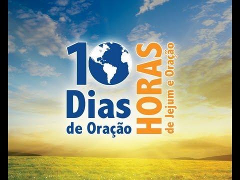 Projeto – 10 dias de oração e 10 horas de Jejum da Igreja Adventista