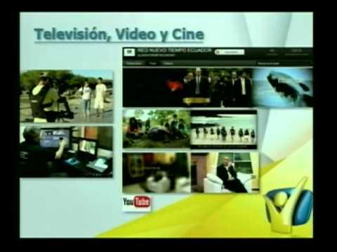 Ações de comunicação no Equador – Christian Gavilanes, Fórum Web Adventista