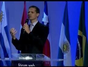 A Explosão de Vídeos na Web – Andre Brink, Fórum Web Adventista