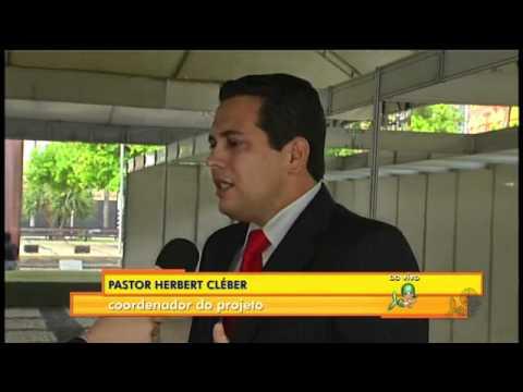 Entrevista do Bom dia Ceará (Rede Globo) Vida Por Vidas