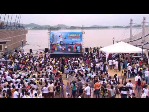 Internacional: Impacto Guayaquil/Equador