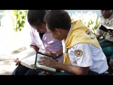Informativo da Missões: Eric e Monique / Honre o Senhor – 09/Mar.