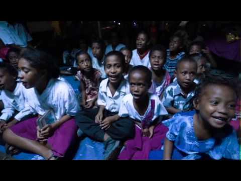 Informativo das Missões: Bíblia para as crianças – 16/Mar.