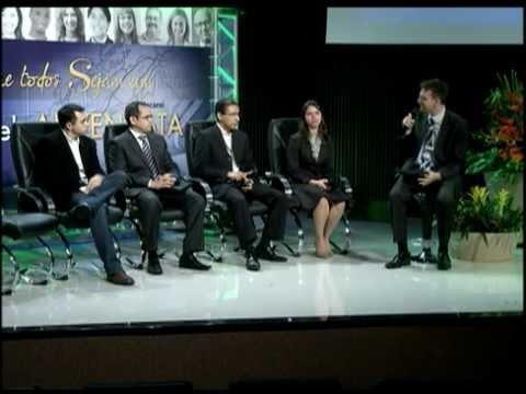 Painel: Gerenciamento de Crises – Felipe Lemos, Fórum Web Adventista