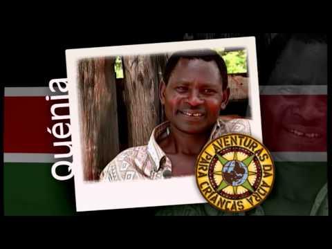Aventuras da ADRA para Crianças: Quénia.