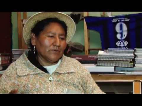 Igreja Adventista – ADRA Peru – Hermilia Quispe Ramos