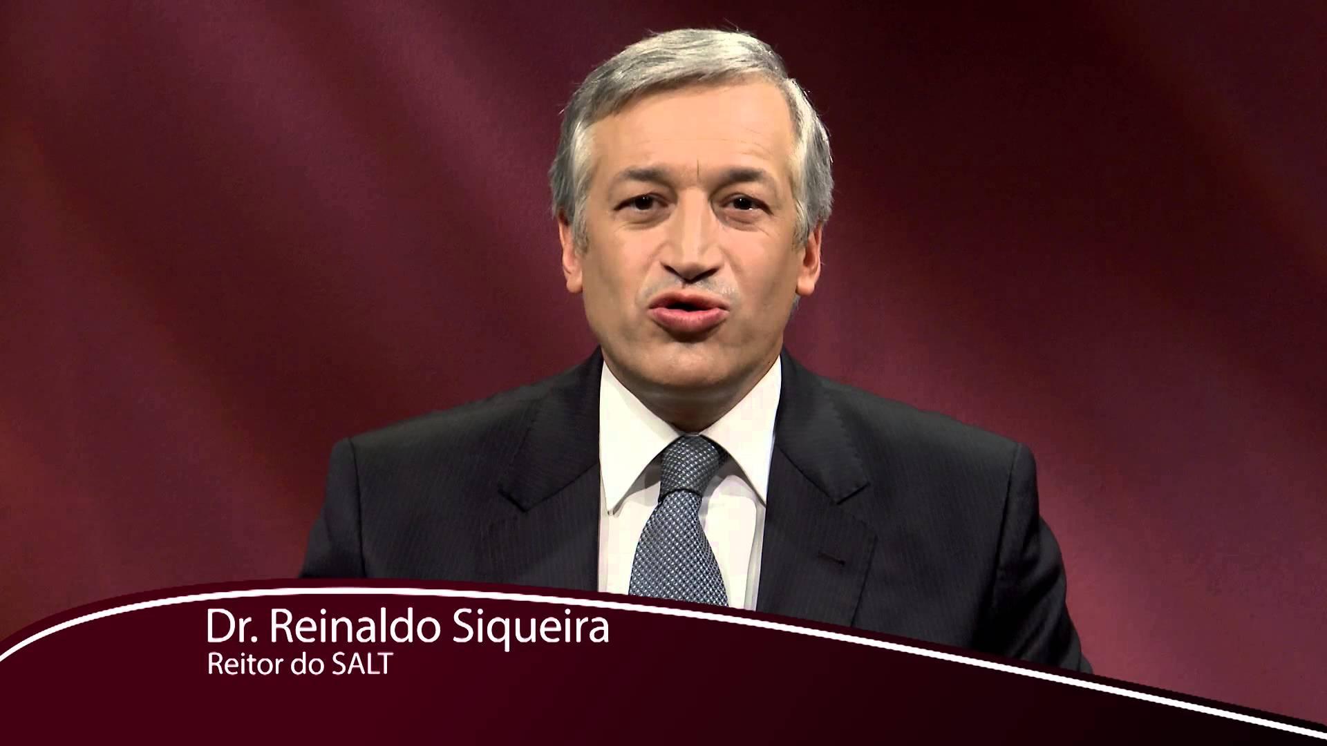 Convite para o Estudo da Lição – Pr. Reinaldo Siqueira | 2ºTri 2013 | Igreja Adventista