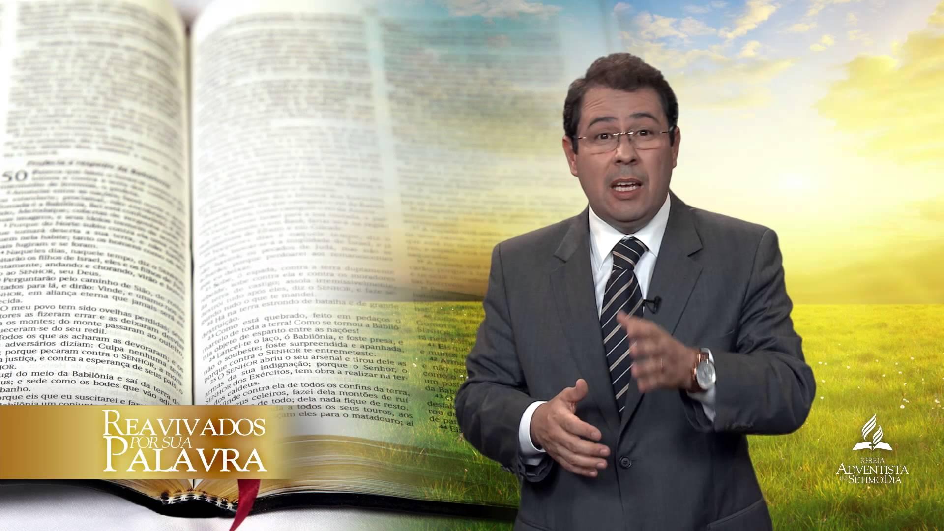 I Samuel – RPSP – Plano de Leitura da Bíblia da Igreja Adventista
