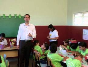 Projeto NADAC da ADRA Brasil