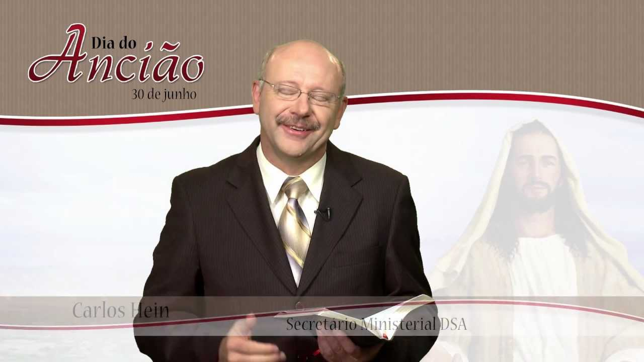 Mensagens dia do ancião da Igreja Adventista