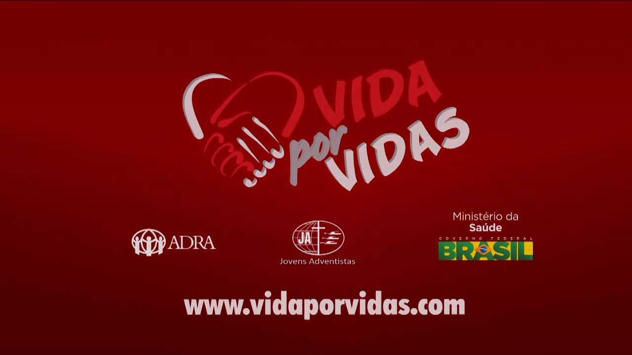 Comercial de TV: Vida Por vidas – seja doador
