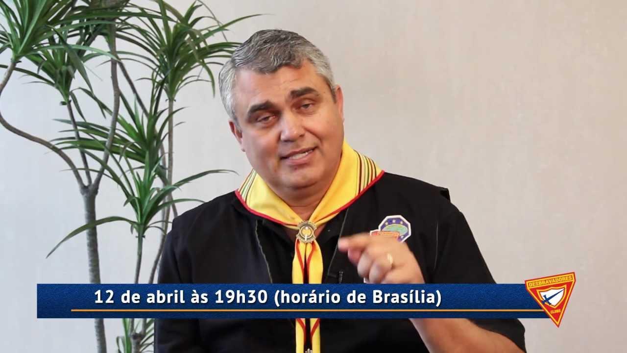 Pr. Udolcy Zukowski convida para Videochat | Igreja Adventista
