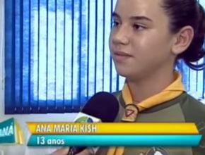 Reportagem da Rede Globo sobre Mutirão de Natal da Igreja Adventista