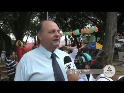 Matéria – Dia da compaixão mobilizou Adventistas no Estado de São Paulo