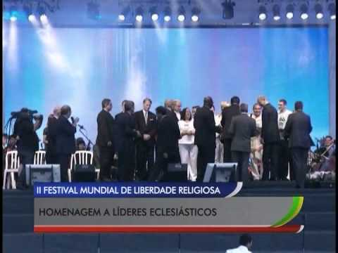 Parte 1 – II Festival Mundial de Liberdade Religiosa | Igreja Adventista