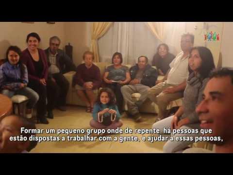 UCh – IV Forum Pequenos Grupos – Dons e Serviços