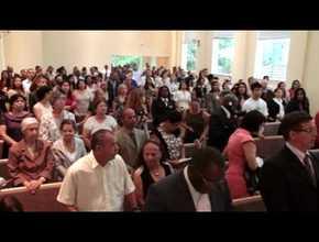 Igrejas de Santos e Cubatão são reinauguradas