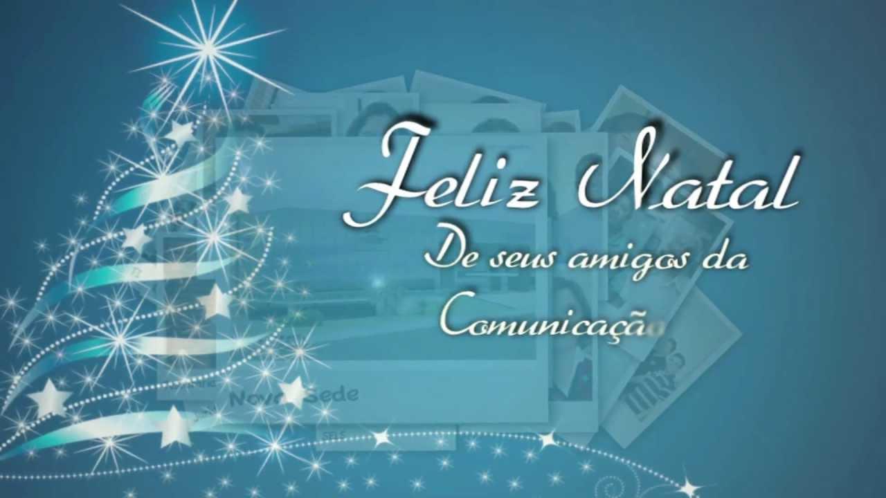 Mensagem de Natal – Comunicação AP 2012