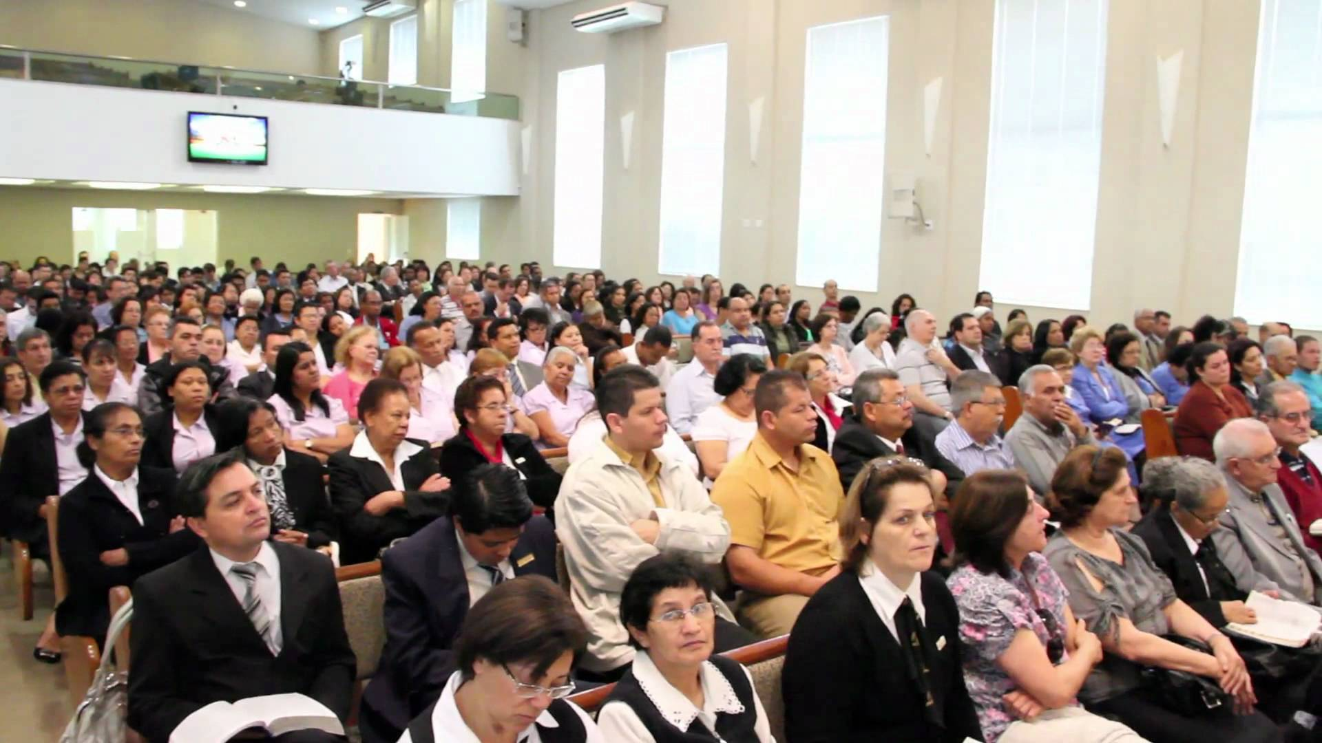 Encontro de Diáconos e Diaconisas 2012