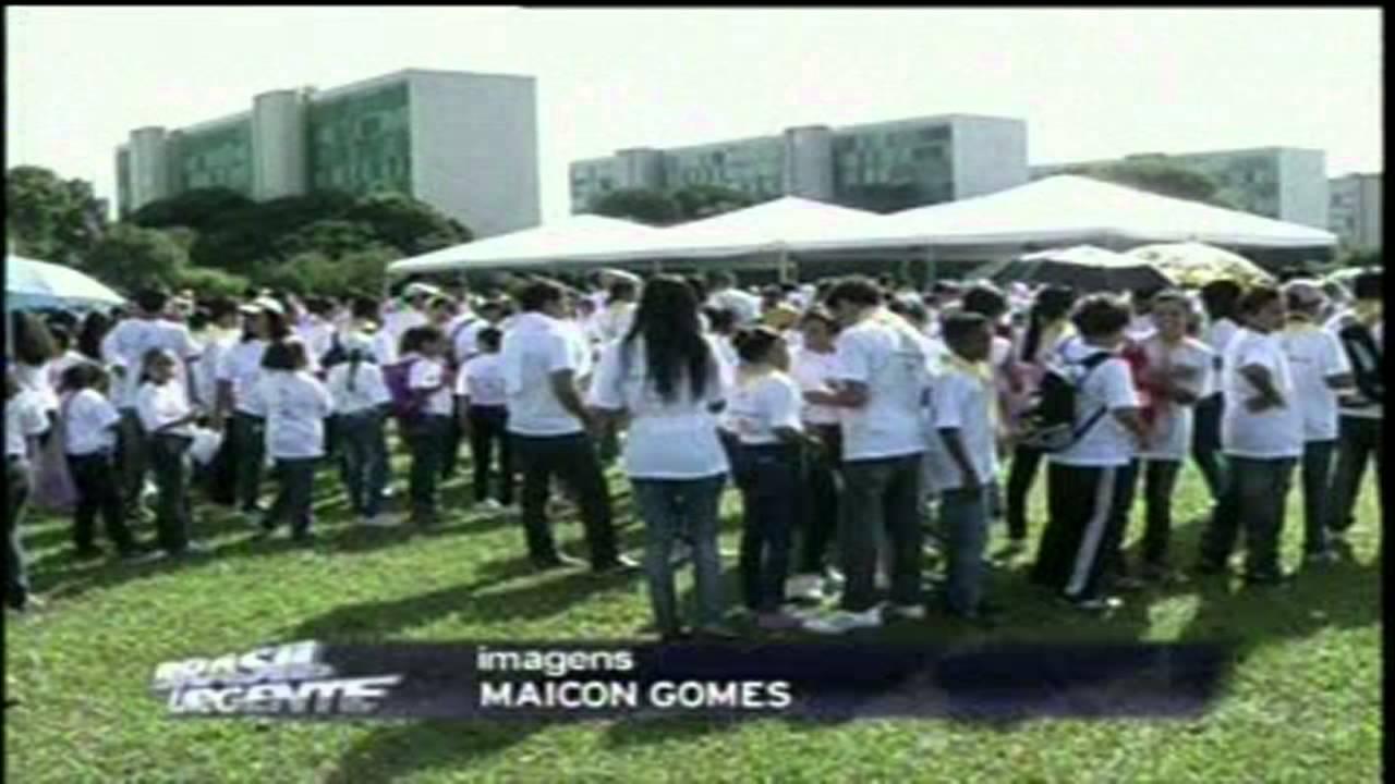 Brasil Urgente DF – BAND – Caminhada de Oração