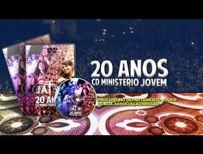 Trailer: DVD  20 Anos do CD Jovem