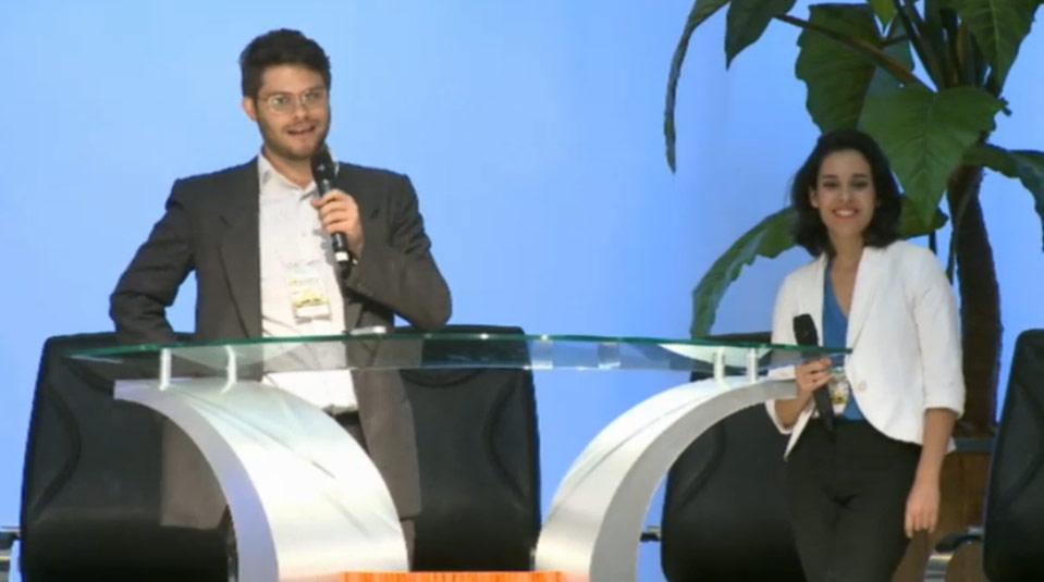 A importância do design no novo Portal Adventista – Daniel Werle e Silvia Pereira