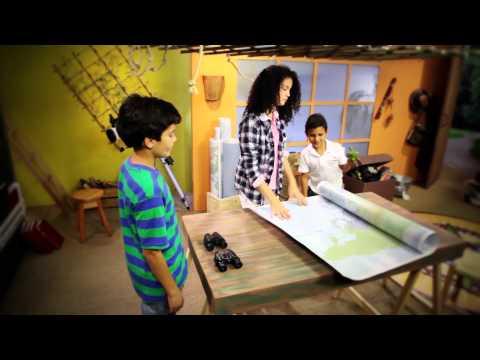 Toques de Esperança – Aventuras da ADRA para Crianças