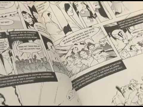 Adventistas que acontecem – História em quadrinhos | Igreja Adventista