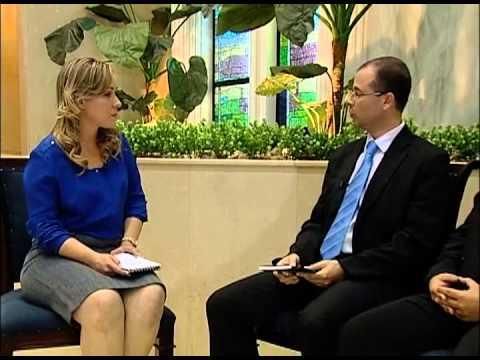 Entrevista com Michelson Borges e Denis Cruz