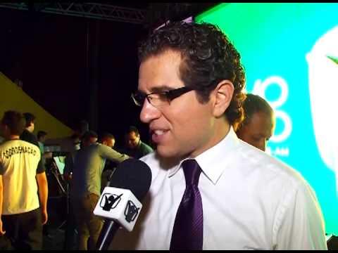 Inauguração de TV Novo Tempo em Manaus