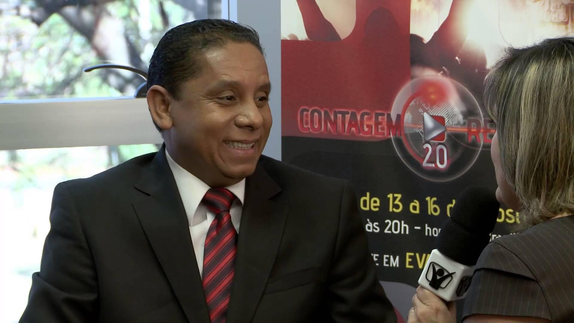 Notícias Adventistas – Contagem Regressiva – Pr. Luís Gonçalves