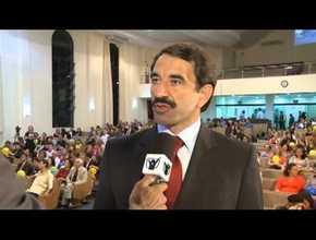 Inauguração TV Novo Tempo em Sorocaba