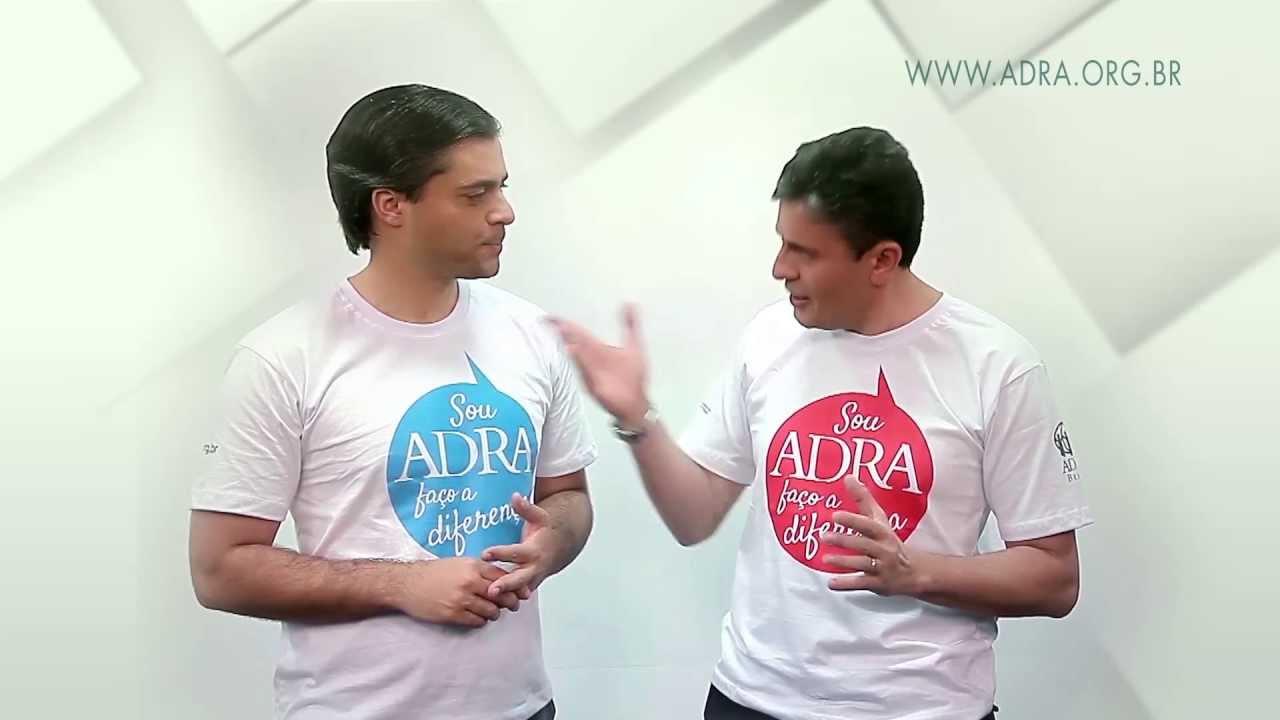 Leandro e Tito – #souADRA
