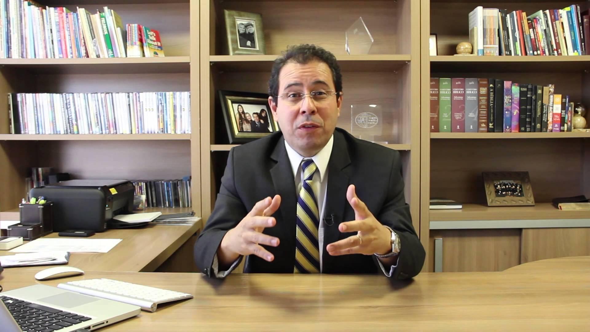 Dia do Jovem Adventista – Mensagem do Pr. Areli Barbosa