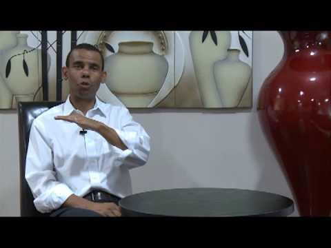 Entrevista com pastor da Angola