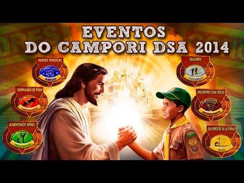 Eventos Campori 2014 DSA