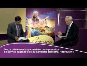 #4 Esboço da Escola Sabatina – Lições do Santuário 4ºTrim/2013