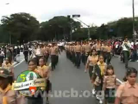 Desfile dos 50 Anos – Desbravadores Brasil