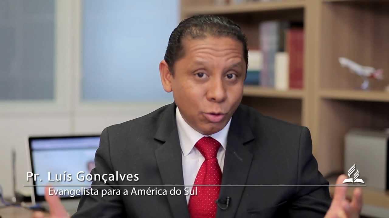 """Convite especial do Pr. Luís Conçalves – """"A Última Esperança"""""""