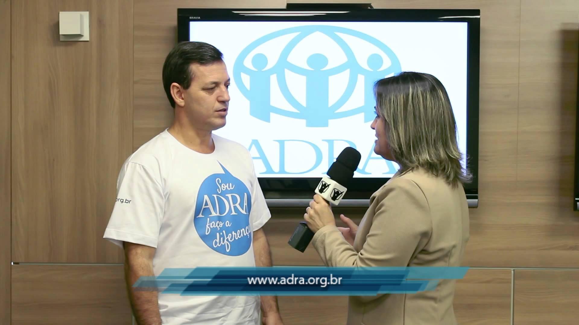 Notícias Adventistas – ADRA Brasil – Paulo Lopes
