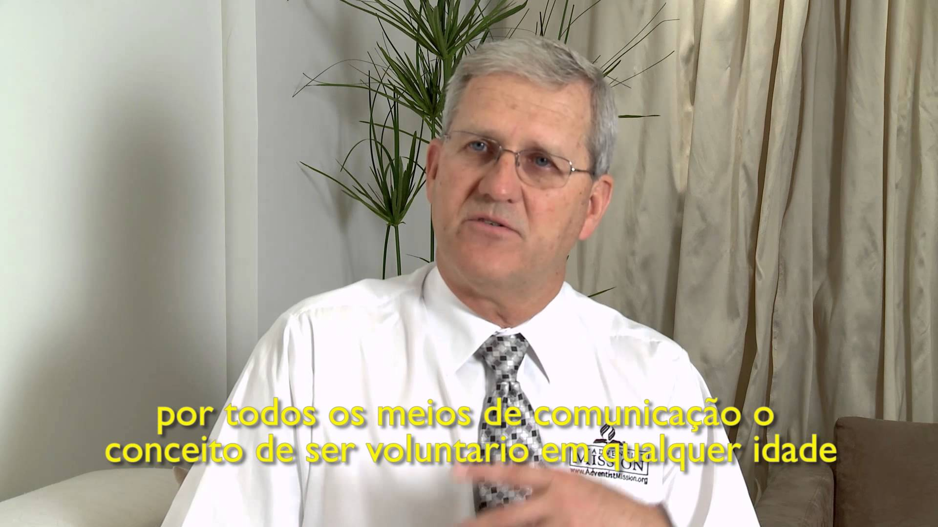 Pr. John Thomas – Serviço Voluntário Adventista