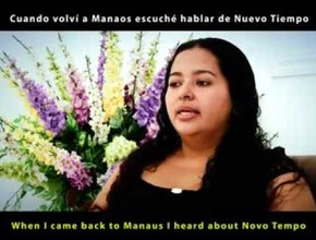 A Última Esperança de Thayana Oliveira Neves