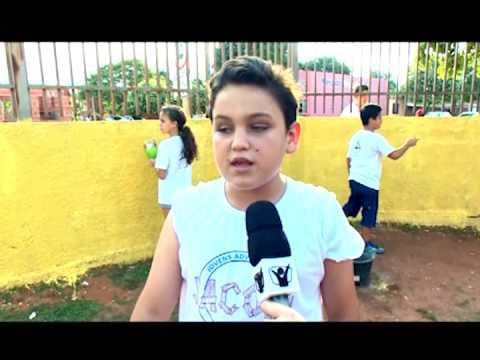 Campori de jovem em Bonito (MS)