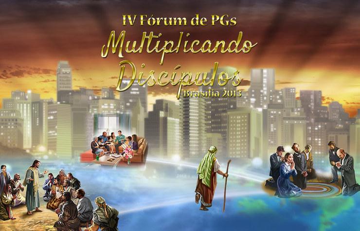 Sermão: Parábola da Macieira – IV Fórum Pequenos Grupos