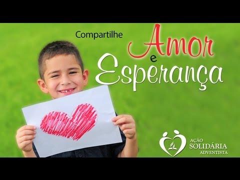 Recolta 2013: Compartilhe Amor e Esperança