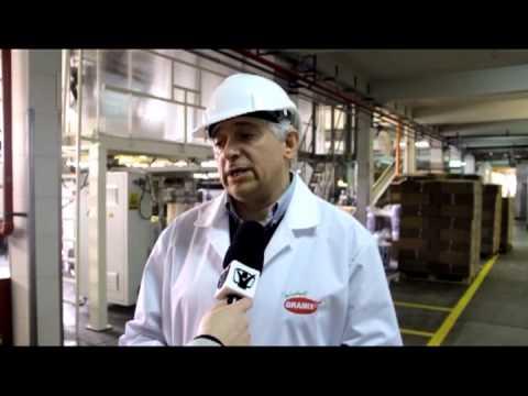 Série Fabricando Saúde: Produção de Cereais em Flocos – Granix