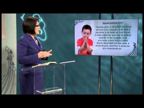 #1 Como cultivar valores Cristãos nas Crianças – Curso de Liderança (Nível 3)