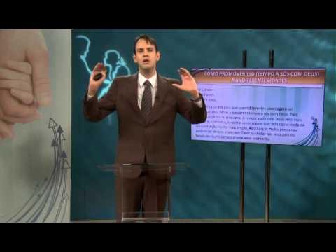 #5 Como promover o tempo a sós das crianças com Deus – Curso de Liderança (Nível 3)