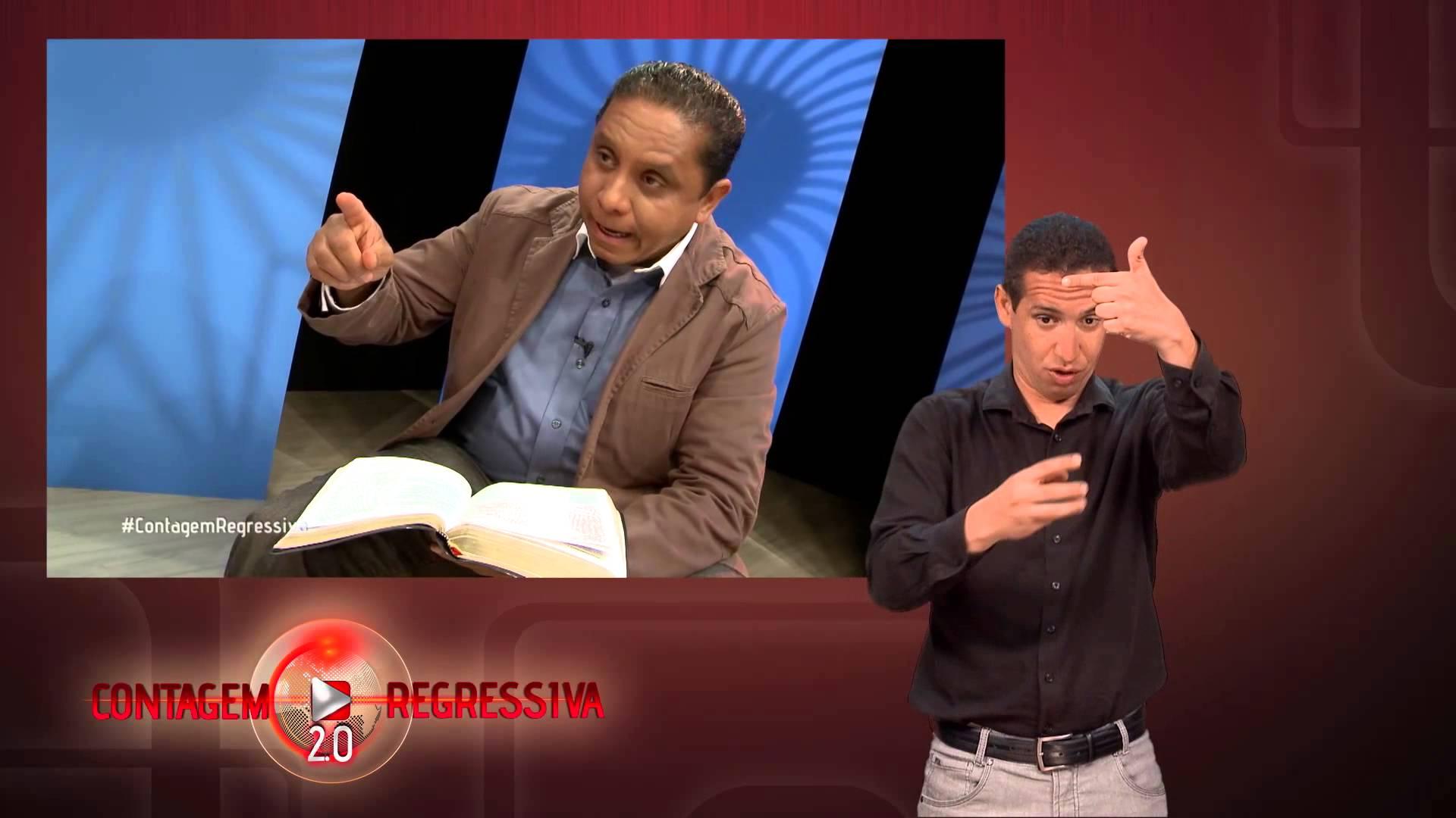 Libras: Quem é o Anticristo? – Contagem Regressiva 2.0