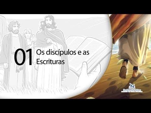 Libras – Os discípulos e as Escrituras – 28 dezembro a 4 de janeiro